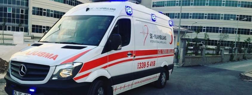 özel ambulans datça