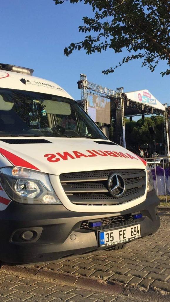 özel ambulans fethiye