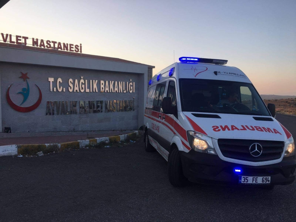 özel ambulans köyceğiz