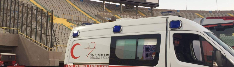 özel ambulans milas