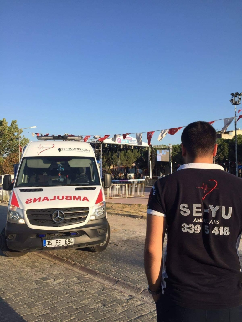 özel ambulans muğla